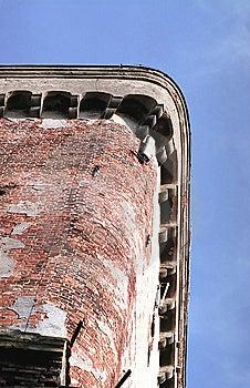 Kasteeltoren Stock Foto's