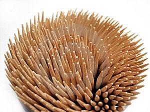 Toothpicks Royalty Free Stock Photo - Image: 2955