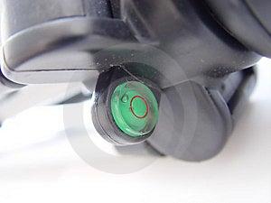 Level On Camera Tripod Stock Images - Image: 3314