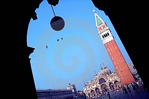 San Marco Campanile Royalty Free Stock Photo - Image: 35
