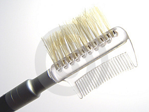 Makeup Comb Stock Photos - Image: 3633
