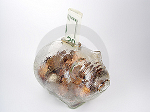 Piggy Bank Royalty Free Stock Photos - Image: 5368