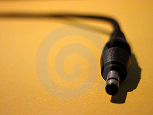 Still Life Of Cable Socket Stock Images - Image: 594
