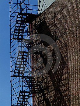 Scaffolding Stock Photography - Image: 6142