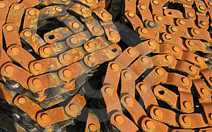 Rusty Gears Royalty Free Stock Photo - Image: 7425