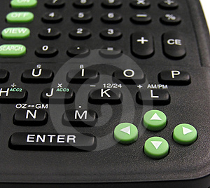 Keypad Stock Photo - Image: 7570