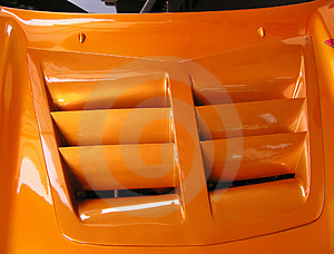 Sports Car Closeup #1 Royalty Free Stock Images - Image: 8059