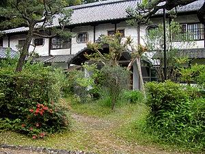 Japanese Backyard Stock Photography - Image: 8202