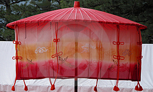 Japanese Umbrella Royalty Free Stock Image - Image: 8206