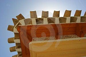 Spanish Architecture Royalty Free Stock Images - Image: 8259