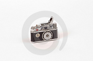 Camera Lighter Royalty Free Stock Photography - Image: 8367