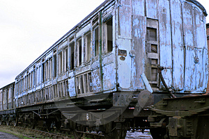 Ghost Train Stock Images