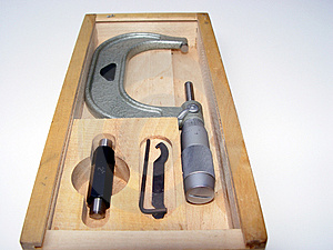 Machinist Tools Stock Photography - Image: 8612