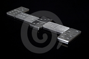 Dominoes Royalty Free Stock Photography - Image: 9007