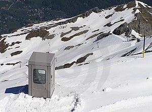 Ski Station Royalty Free Stock Photos - Image: 9718