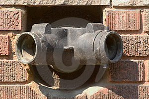 Firehose Connections Royalty Free Stock Images - Image: 9719
