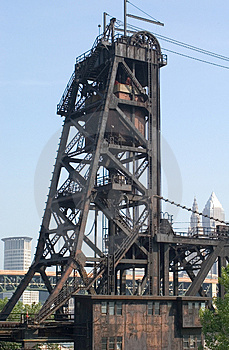Bridge Counterbalance Stock Images - Image: 9724