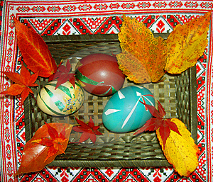 Easter ....and Autumn Royalty Free Stock Photo - Image: 10155