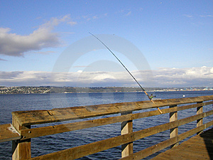 Missing Fisherman Stock Image - Image: 10661