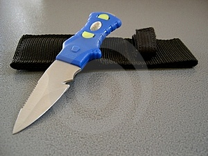 Dive Knife Stock Photos - Image: 10703
