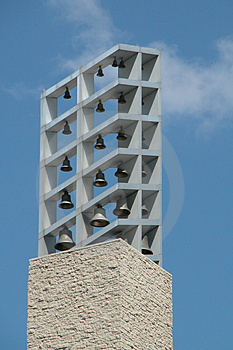 Bell Tower Stock Image - Image: 11581