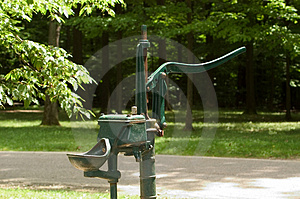 Water Fountain Stock Photos - Image: 11683