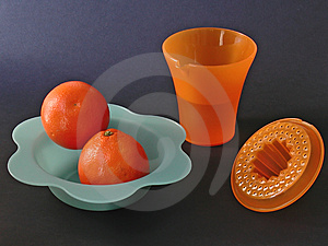 Orange Juice Composition Stock Photo - Image: 11910