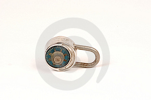 Old Combination Lock Royalty Free Stock Photos - Image: 12298