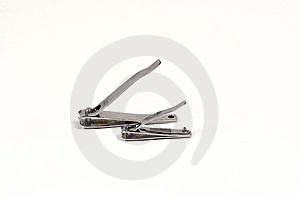 Toenail And Fingernail Clippers Stock Image - Image: 12661
