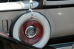 Spare Tire Cover Stock Photos - Image: 13273