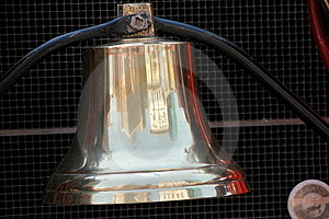 Brass Bell Royalty Free Stock Photography - Image: 13297