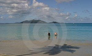 Caribbean Beach Royalty Free Stock Image - Image: 14456