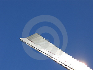 Windmill Wing Stock Photography - Image: 15052