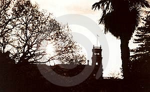Werribee Mansion Royalty Free Stock Images - Image: 15349