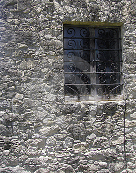Fortress Decorations Stock Image - Image: 15501