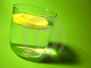 Lemon Water 2 Royalty Free Stock Photography - Image: 15877