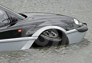Aqua Car Royalty Free Stock Photos - Image: 15958