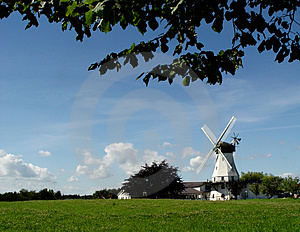 Windmill Stock Photography - Image: 16852