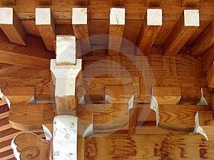Wood work stock photo. Image of logs, buddhism, religion - 17124