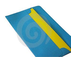 Blauwe Brief Stock Afbeeldingen - Afbeelding: 17204