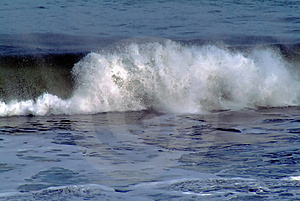 Crashing Wave Stock Photography - Image: 17302