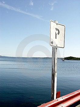 禁止停车符号II 免版税库存图片 - 图片: 17979