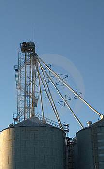Industrial Distribution Stock Image - Image: 18141