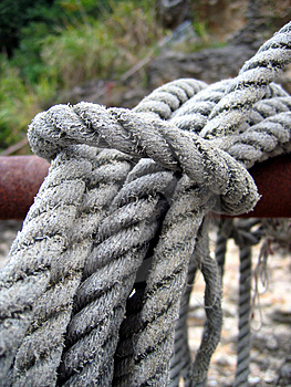 Ropes Stock Photos - Image: 18313