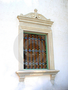 Spanish Window Stock Photos - Image: 18473