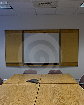 Conference room Stock Photography