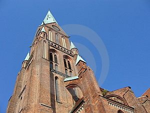Gothic Cathedral Stock Images - Image: 19574