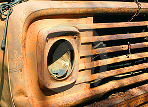 Rusty Old Truck Stock Images - Image: 19614