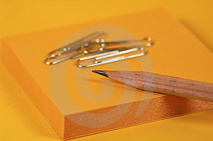 Pencil Point Royalty Free Stock Image - Image: 19716