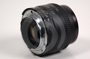 50mm Lens Royalty Free Stock Photos - Image: 19718